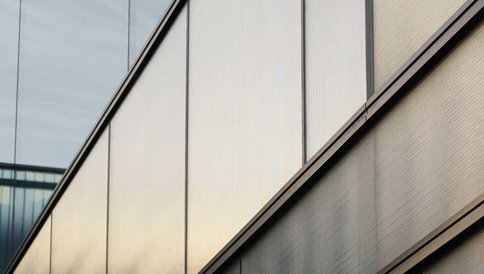 Ultratransparant en flexibel zonwerend hoogrendementsglas