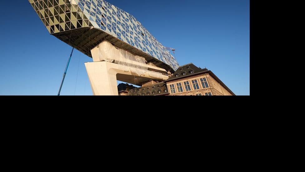 Projet Havenuis Antwerpen