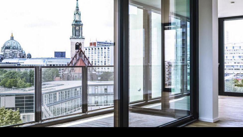 SGG PLANICLEAR is de basis voor alle glasoplossingen van Saint-Gobain Building Glass