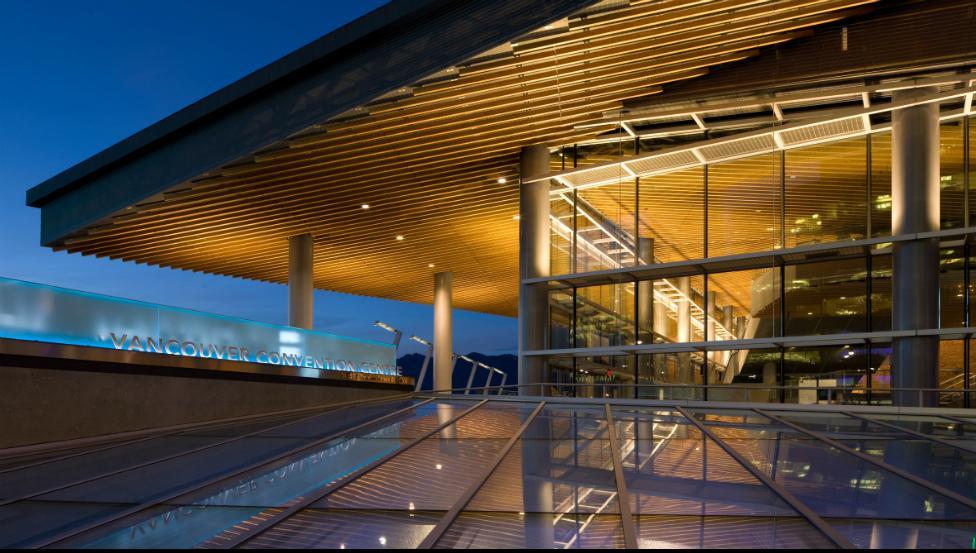 Vancouver Convention Centre | Projekte von Saint-Gobain Glass