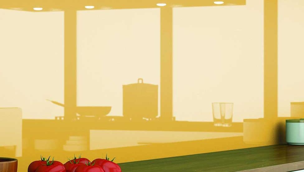 Een make-over voor keuken? Kies voor het interieurglas van Saint-Gobain Building Glass
