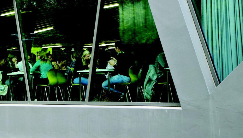Warmte en zon weren voor grote glaspartijen, dankzij Saint-Gobain Building Glass