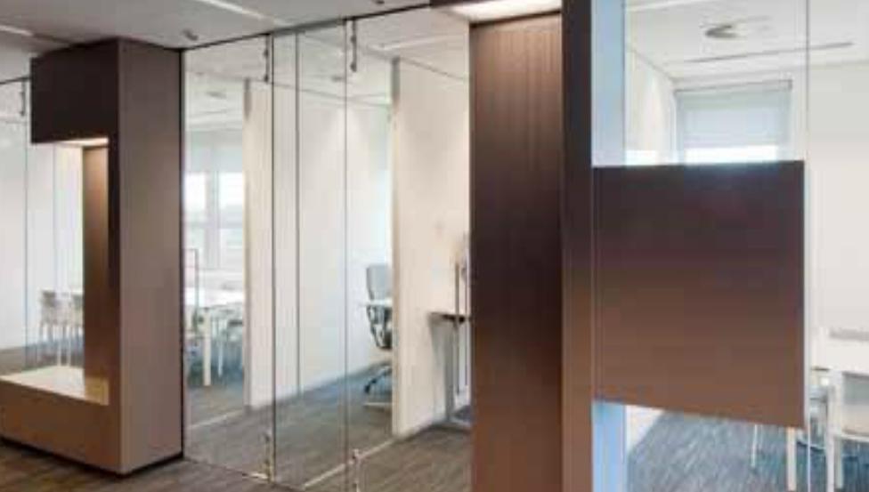 Anwendungen | Trennwände aus Glas | Saint-Gobain Building Glass