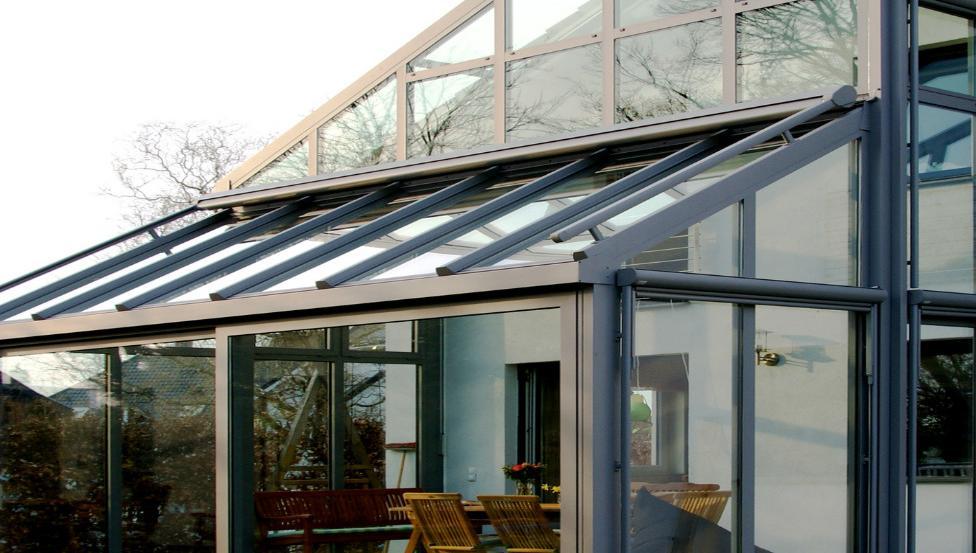 SGG PLANISTAR SUN | Hochleistungs-Sonnenschutzglas von Saint-Gobain