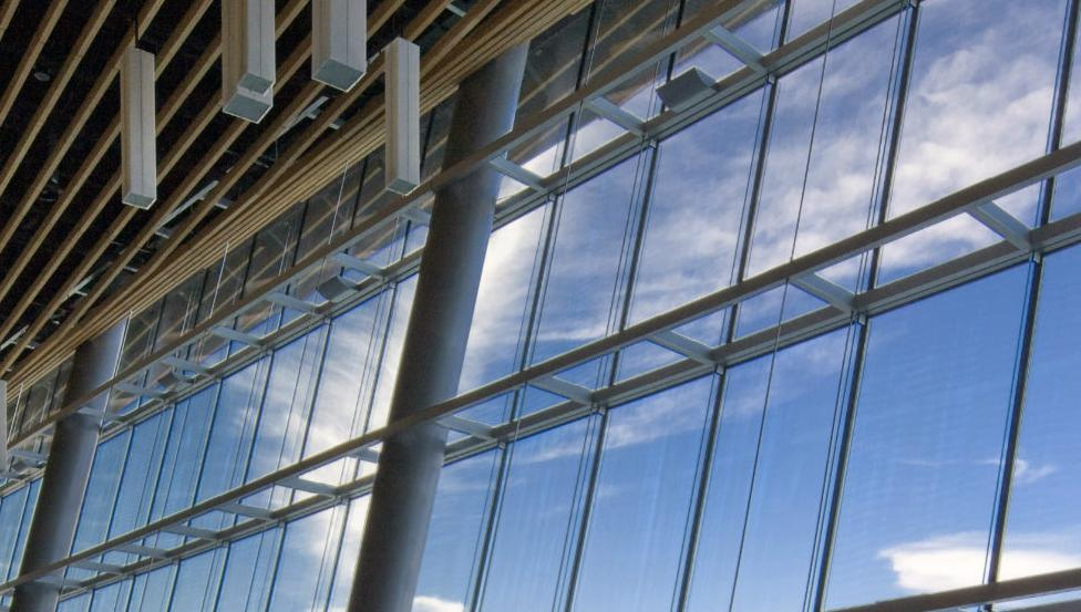 Vancouver Convention Center mit SGG SECURIT-H DIAMANT | Saint-Gobain Building Glass
