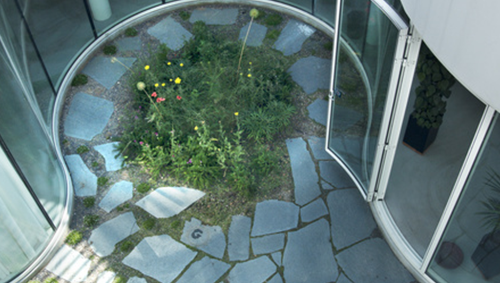 CONTOUR | Gebogen architecturaal glas | Saint-Gobain Building Glass