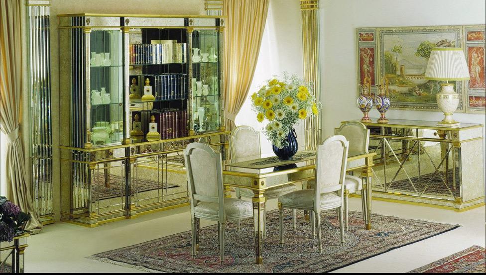 Schep ruimte in je interieur met de vintage spiegel van MIRALITE ANTIQUE