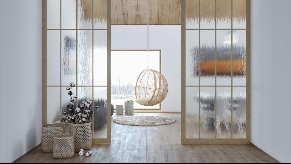 Saint-Gobain Building Glass   SGG DECORGLASS Interieurglas