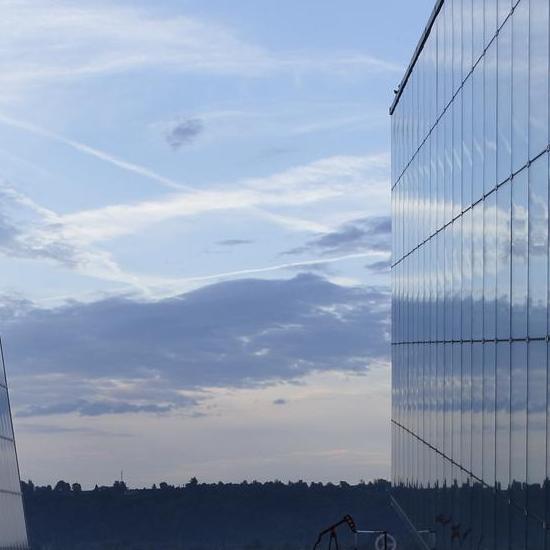 METAG | De geklemde beglazing van Saint-Gobain Building Glass
