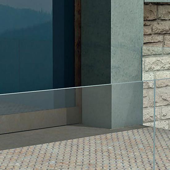 Balustrade Concept by Logli Massimo